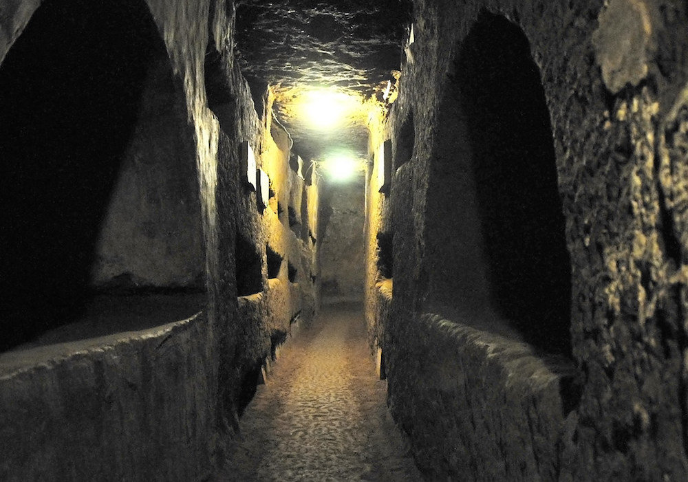 The Catacombs of Domitilla